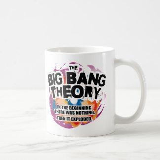 The Big Bang Theory Basic White Mug