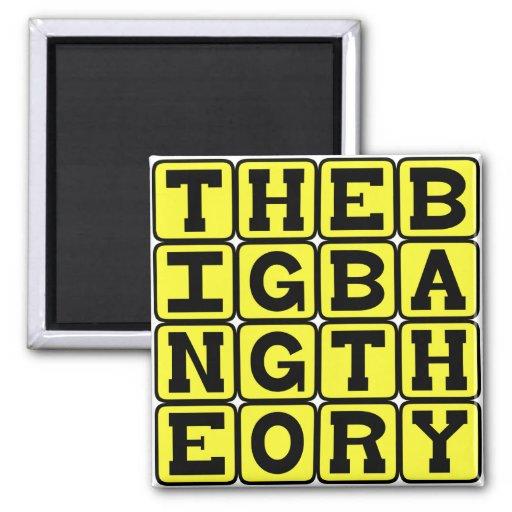 The Big Bang Theory, Physics Concept Magnet