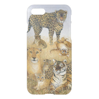 The Big Cats iPhone 7 Case