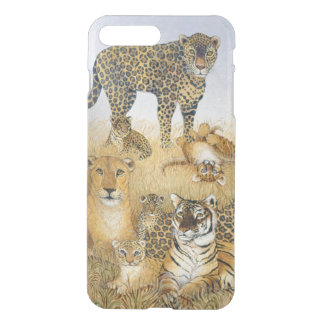 The Big Cats iPhone 7 Plus Case