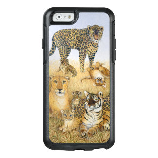 The Big Cats OtterBox iPhone 6/6s Case