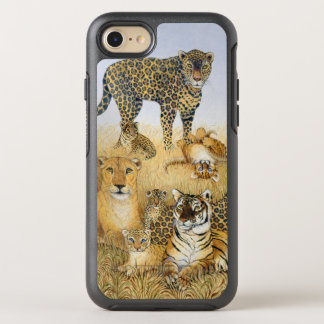 The Big Cats OtterBox Symmetry iPhone 7 Case