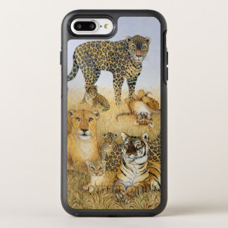 The Big Cats OtterBox Symmetry iPhone 7 Plus Case