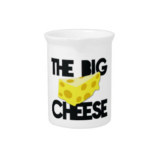The BIG CHEESE! Pitchers