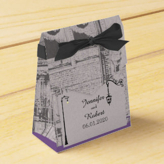 the Big Easy Wedding Favor Box Favour Boxes