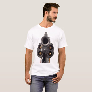 The Big Guns 38 Police Special Revolver Tshirt