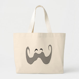 THE BIG MOUSTACHE EYEBROWS 1 PNG BAG