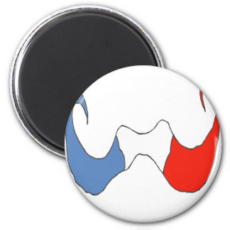 THE BIG MOUSTACHE FRENCH 1.PNG FRIDGE MAGNET