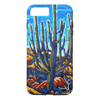 The Big Saguaro iPhone case