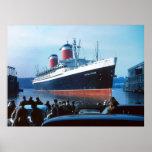 The Big Ship 1957 Poster