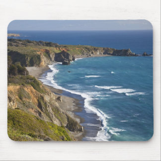 The Big Sur coastline in California, USA Mouse Pad