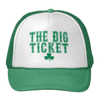 The Big Ticket Kevin Garnett Hat