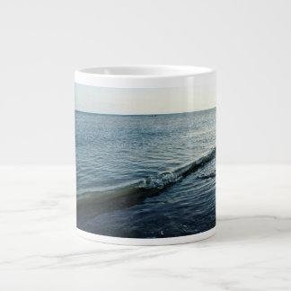 The big wave giant coffee mug