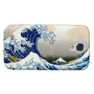 The Big Wave of Kanagawa Hokusai Katsushika Japan Galaxy S4 Cover