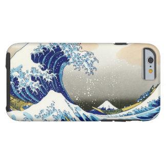 The big wave of Kanagawa Katsushika Hokusai iPhone 6 Case