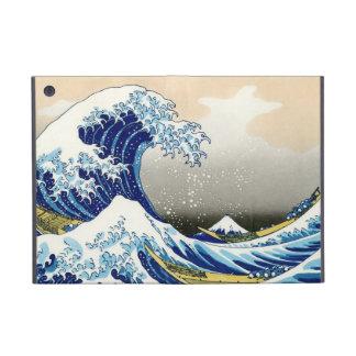 The big wave off Kanagawa Katsushika Hokusai Covers For iPad Mini