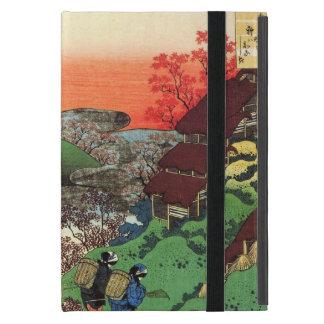 The big wave off Kanagawa Katsushika Hokusai iPad Mini Covers