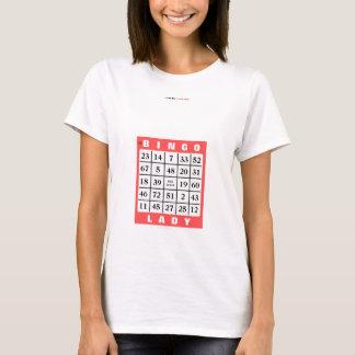 THE BINGO LADY T-Shirt