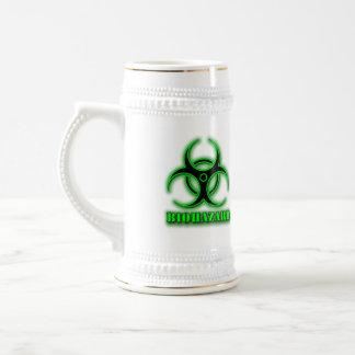 The Biohazard Beer Stein