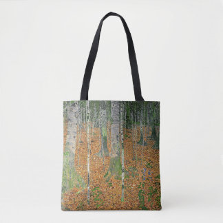 The Birch Wood, 1903 Tote Bag