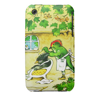 The Bird Barber iPhone 3 Case-Mate Cases