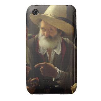 The Bird Seller (oil on canvas) Case-Mate iPhone 3 Case