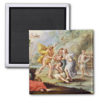 The Birth of Bacchus Magnets