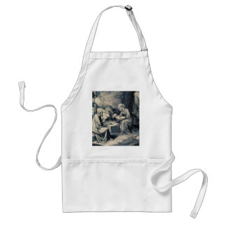 The birth of Christ Standard Apron