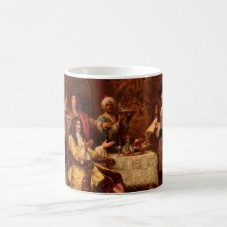 The Birth of Pennsylvania Jean Leon Gerome Ferris Coffee Mugs
