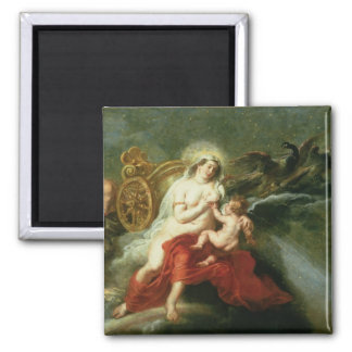 The Birth of the Milky Way, 1668 Square Magnet