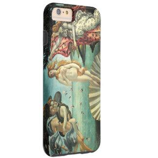 The Birth of Venus Botticelli Tough iPhone 6 Plus Case