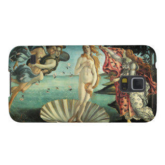 The Birth of Venus Botticelli Cases For Galaxy S5