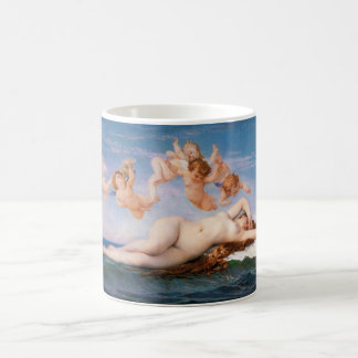 The Birth of Venus by Alexandre Cabanel from 1863 Coffee Mug