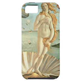 The Birth of Venus, c.1485 (tempera on canvas) iPhone 5 Cover