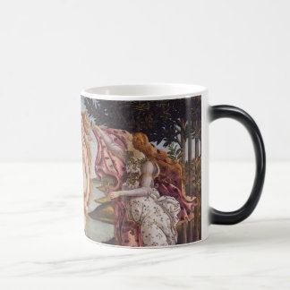 The Birth of Venus Magic Mug
