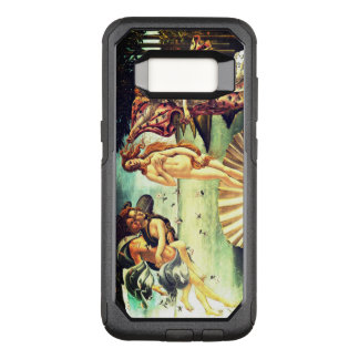 The Birth Of Venus OtterBox Commuter Samsung Galaxy S8 Case