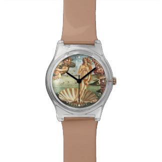 The Birth Of Venus Wristwatch