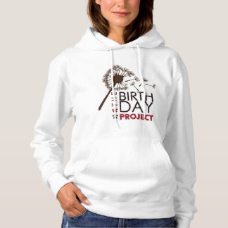 The Birthday Project Big Dandelion Hoodie