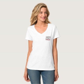 The Birthday Project V-neck T-Shirt