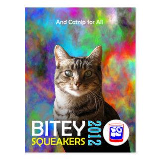 The Bitey/Squeakers Ticket (TM) Postcard 4