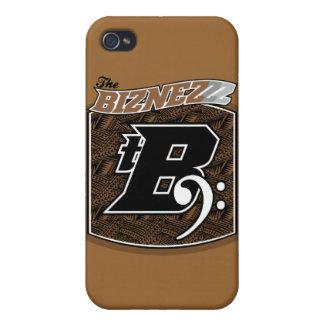 The Biznezzz iPhone 4/4S Cover