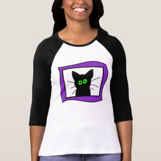 The Black Cat T-Shirt