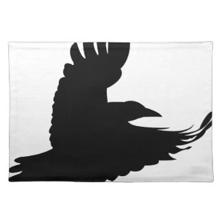 The Black Crow Placemat