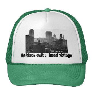 The Black Cult: Mesh Trucker Hat