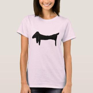 The Black Dachshund T-Shirt