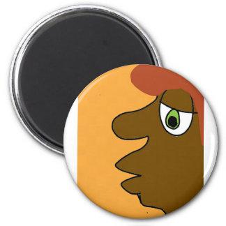 the black dude magnet