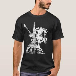 The-Black-Eiffel T-Shirt