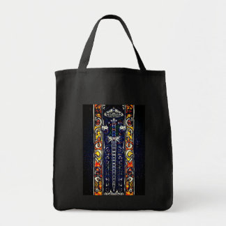 The Black Hand Grocery Tote