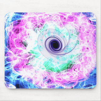 The black hole mouse pad