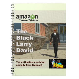 The Black Larry David Notebook
